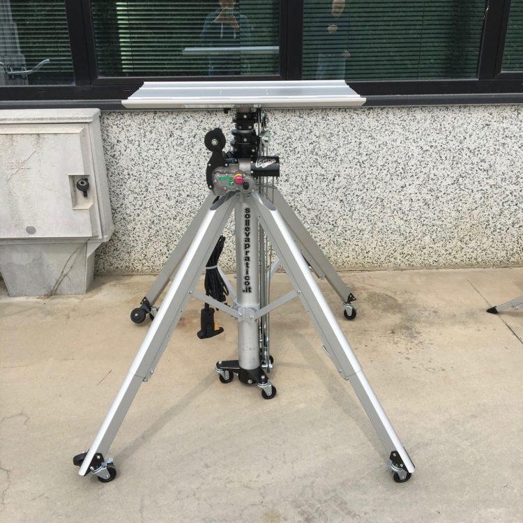 Sollevatore Elettrico Telescopico | CM 520