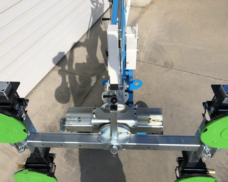 Manipolatore manuale per vetri   GRM - 250