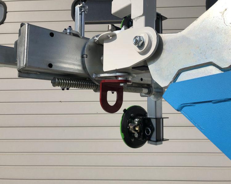 Manipolatore manuale per vetri | GRM - 250