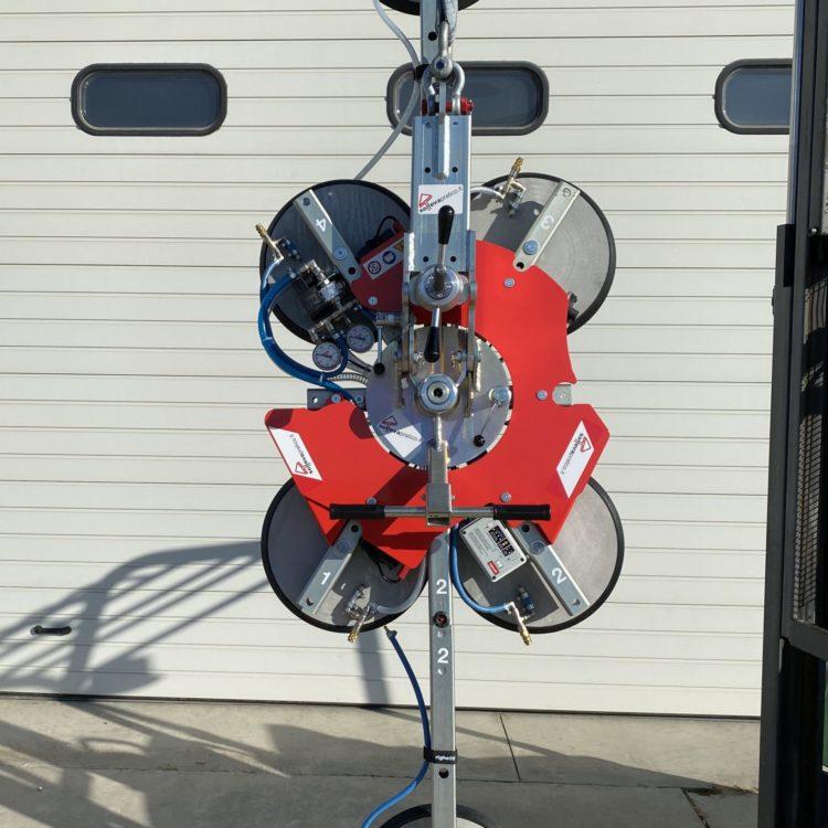 Ventosa Batteria | VB 4+4