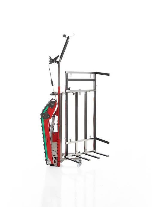 Carrello Saliscale Elettrico | SKIPPER